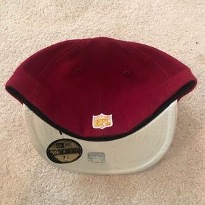 f5242256036 New Era Accessories - NWT NEW ERA 59FIFTY Washington Redskins NFL Fitted